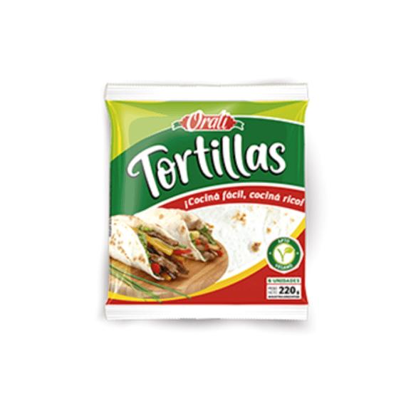Tortillas Orali